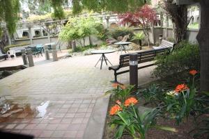 Courtyard at Innospring