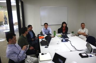 Meeting at Innospring