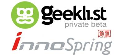 Geeklist-Innospring Logo